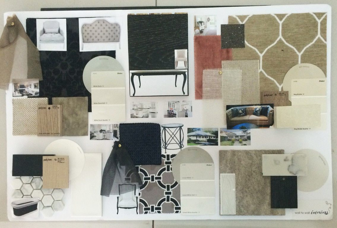Mood Boards – Wall to Wall Interiors